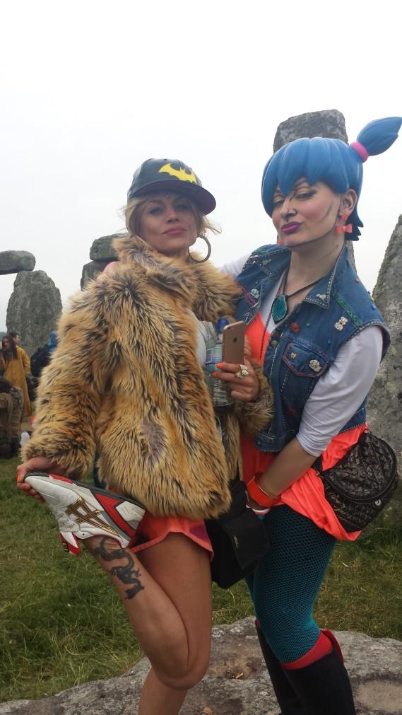 Stonehenge Summer Solstice 2015