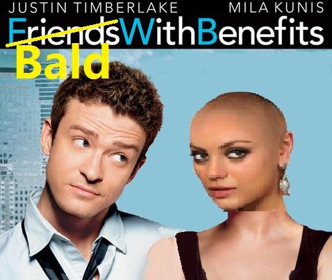 Bald with Benefits
